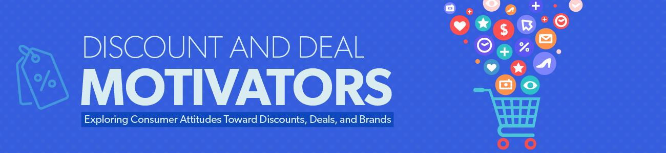 Discount and Deal Motivators: Exploring Consumer Attitudes Toward Discounts, Deals, and Brands
