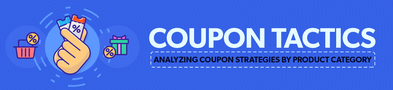 Digital Coupon Tactics: Analyzing Coupon Strategies by Product Category
