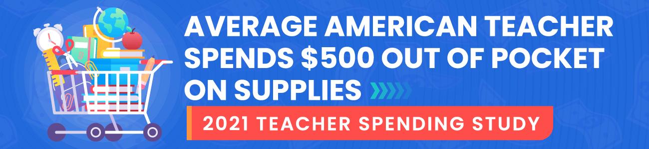2021 Teacher Spending Study