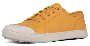 Christophe Toe-Cap Leather Sneakers