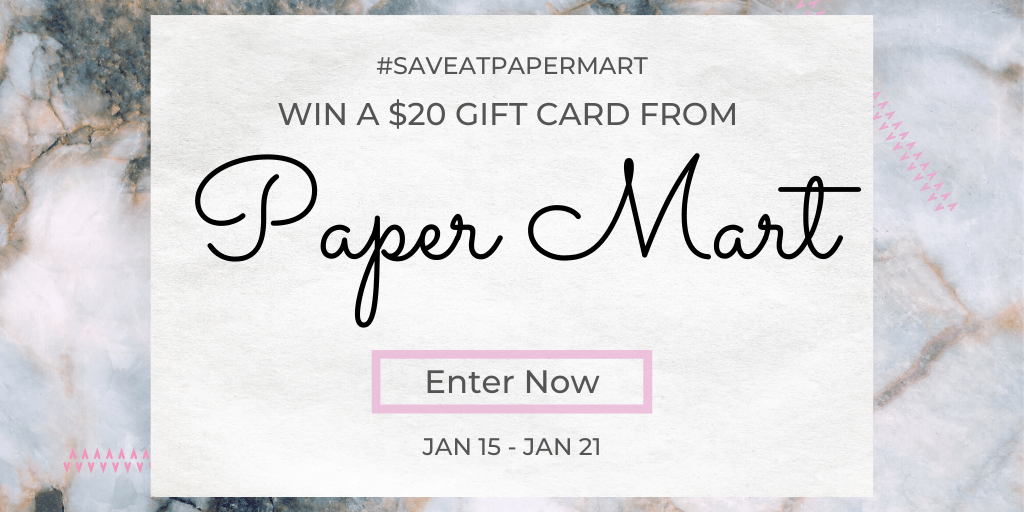 Valentines Day Gift Ideas & Paper Mart Giveaway