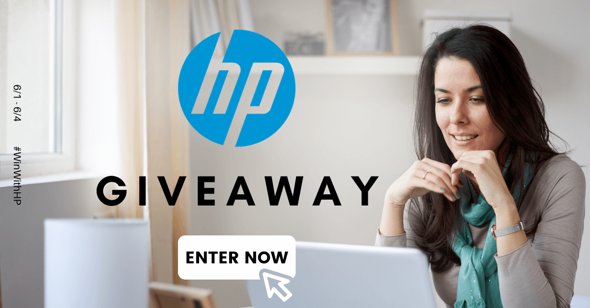 Win a $500 e-gift card to spend at HP!