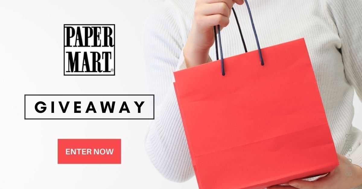 Enter for a chance to win a $20 Paper Mart gift codes!